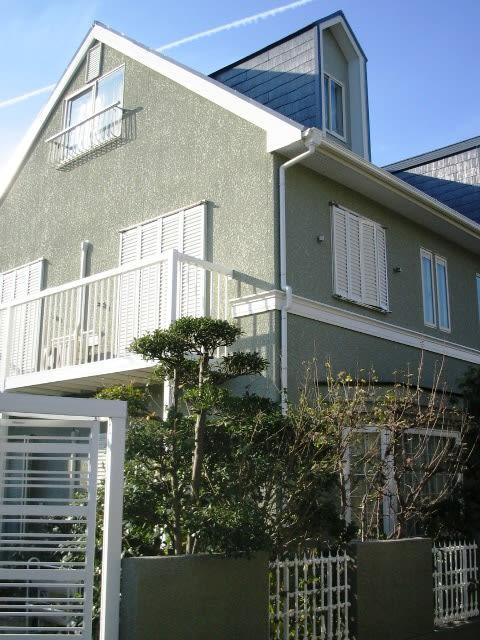 2006年12月24日リフォーム完成の我が家