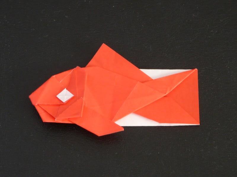 すべての折り紙 箸入れ 折り紙 : なお、同じサイトで 「鯛の箸 ...