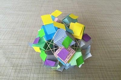 折り紙の:折り紙 組み合わせ-blog.goo.ne.jp