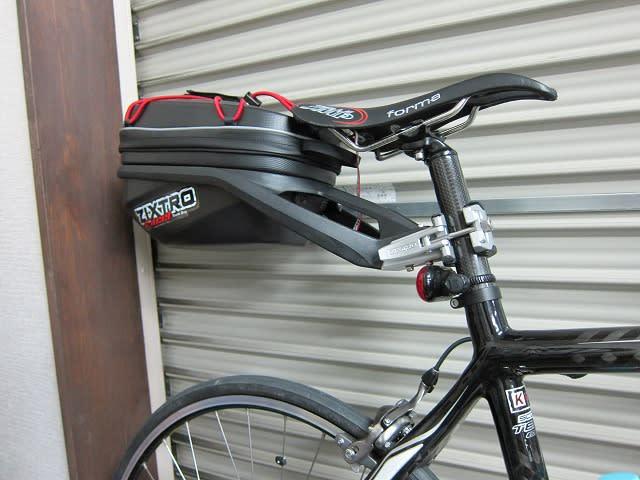 ... 自転車ツーリングで使った物の