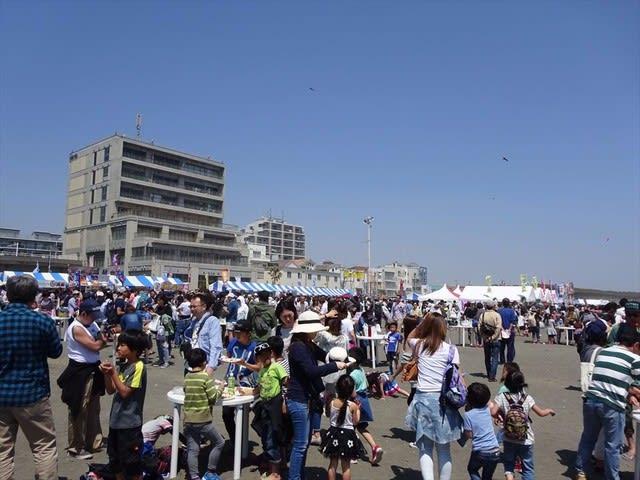 湘南祭会場