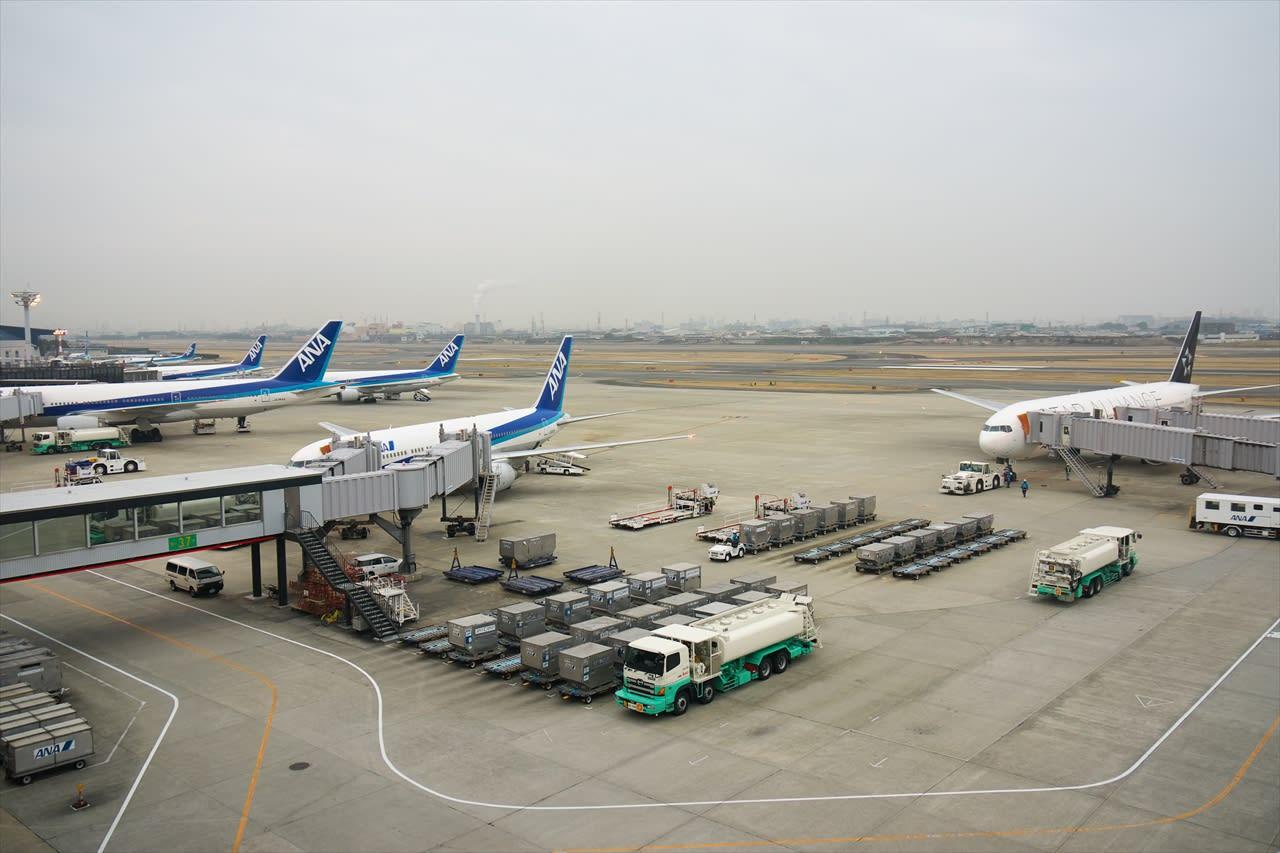 2014年03月01日:伊丹空港① - 飛行機さつえい奮闘記