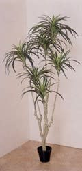 ユッカ フェイクグリーン 人工観葉植物造花