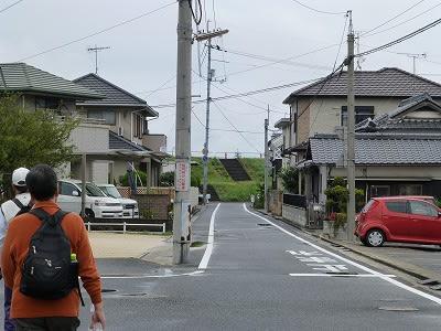 岡山宿から藤井宿まで、旧山陽道...