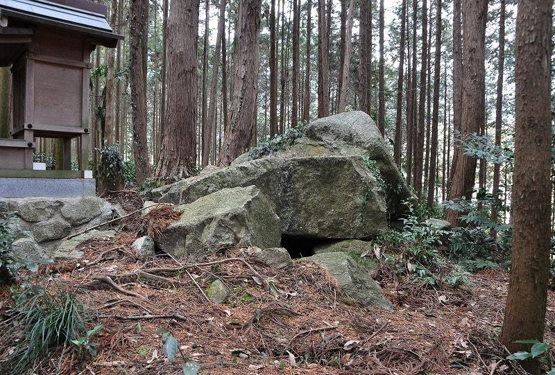樋口古墳石室