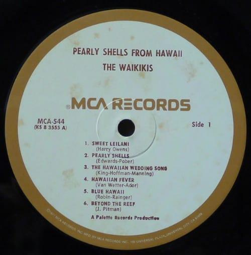 Waikikis Pearly Shells From Hawaii