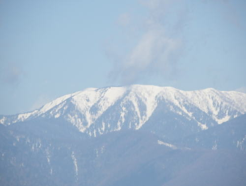 大滝山 2011/4/28