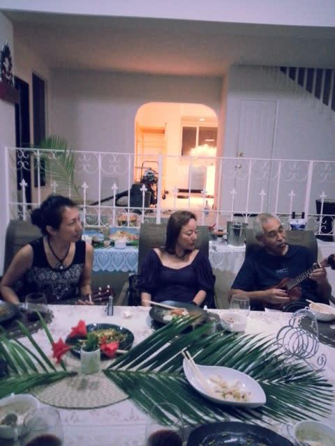 ハワイで初セミナー&ロマンティックなウエディング