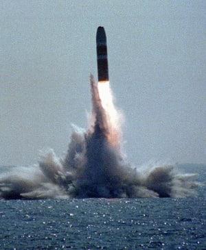 トライデント・核ミサイル
