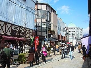 ナワテ通り(東方)