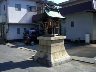 十日市胡神社
