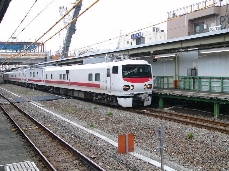 【青梅線:拝島駅】 E491系 五日市線へ - SDTMの気まま空間