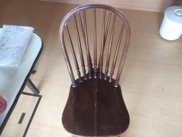 台所の椅子