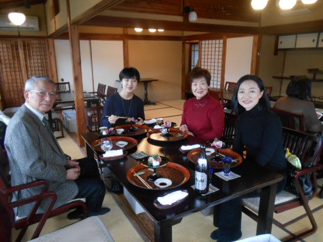日本のお正月、九州の旅