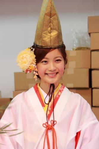 今宮戎神社『福娘』画像 平成26...