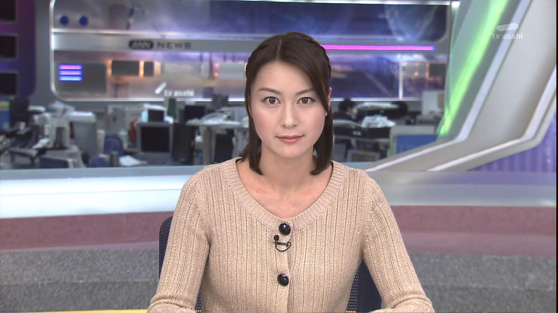 ニュースを読む小川彩佳