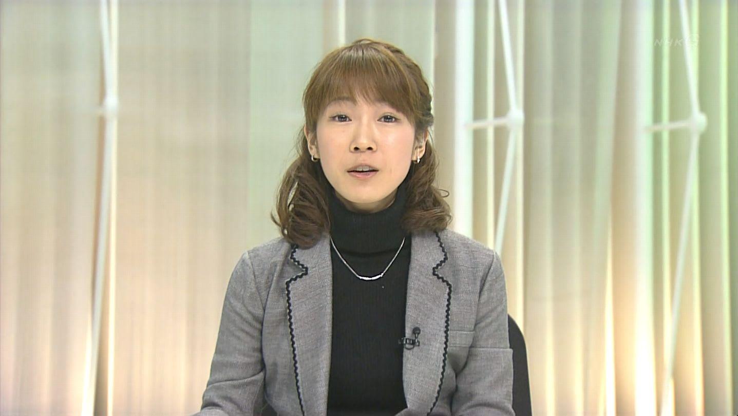 松葉沙矢佳 お元気ですか日本列島 12/12/27 - 女子アナキャプでも貼っておく