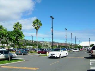 ハワイ4日目ハワイカイ景色