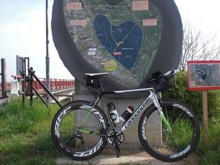 自転車の 自転車 tt 練習 : TT練習 午前錬 - 赤ピナ ...