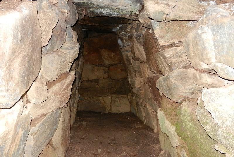 大谷古墳石室