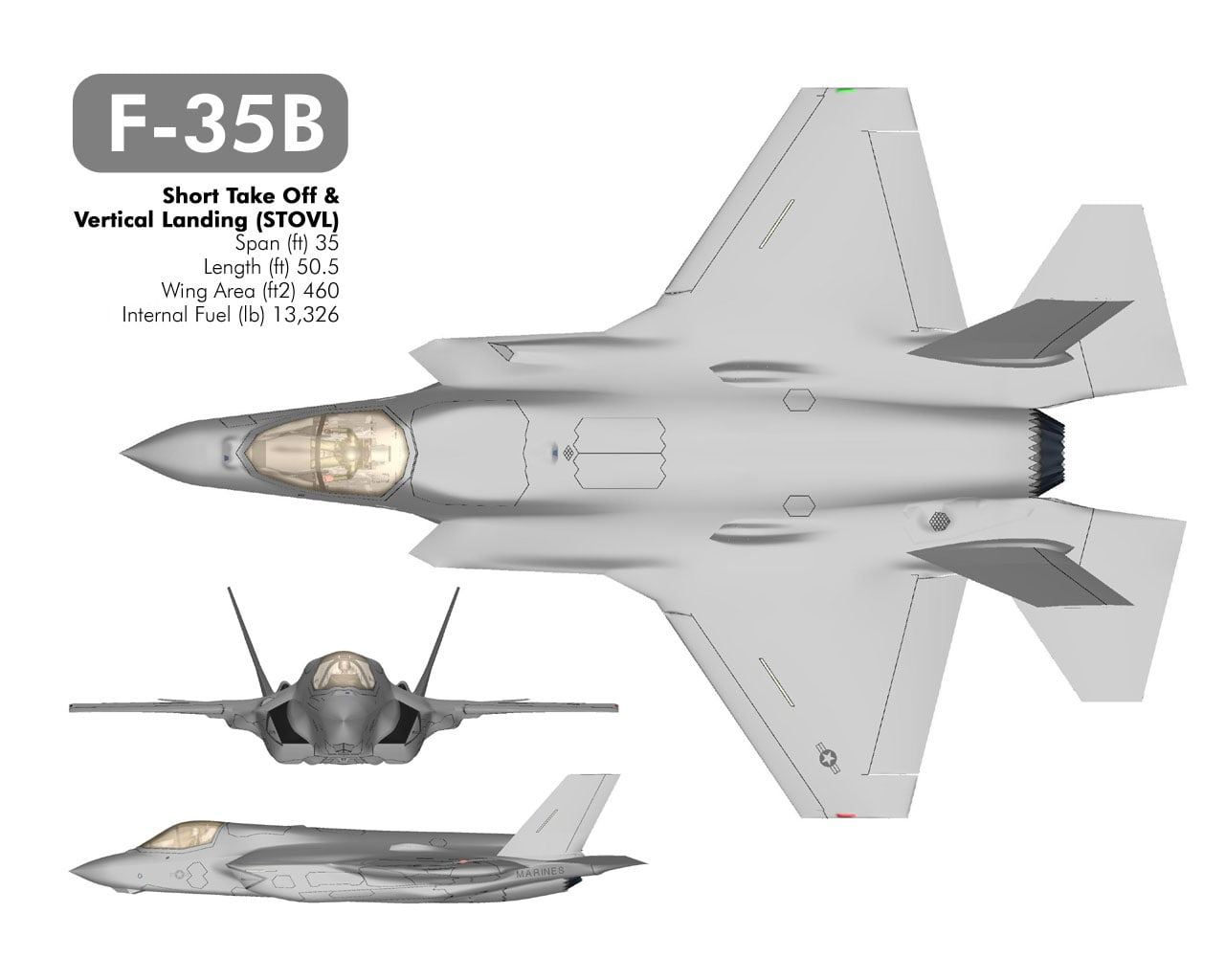 how to detect an f35