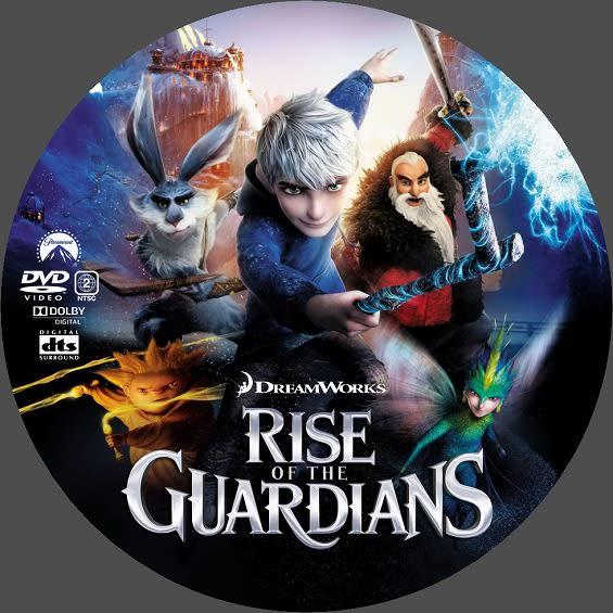 ジャンル:映画・DVD コメント DVDラベル・・・『ガーディアンズ 伝説の勇者たち』