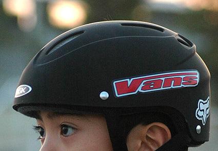 子供の自転車用ヘルメット ...
