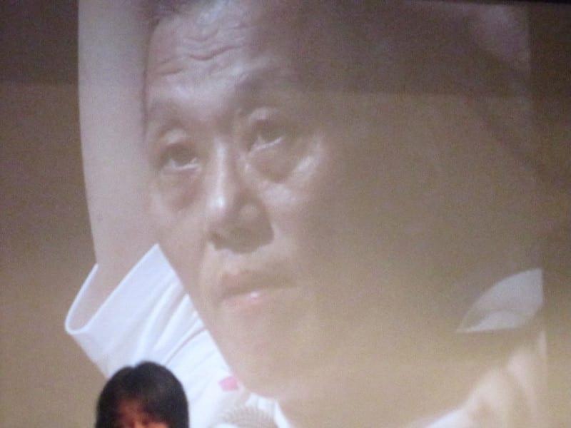 山崎春美『天國のをりものが』出版記念トークショー @渋谷UPLINK FACTORY 2013.8.28(wed) - A Challenge To Fate