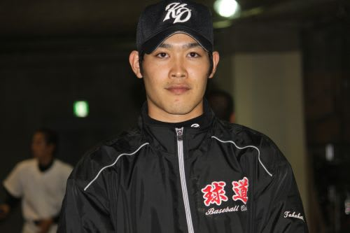 高橋勇丞(1986/6/7生)ヘッドコーチ/外野手出身