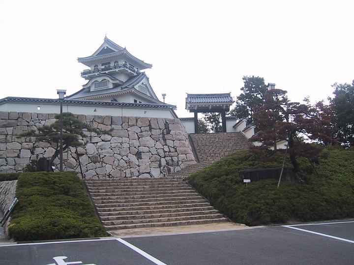 鳥取県の城
