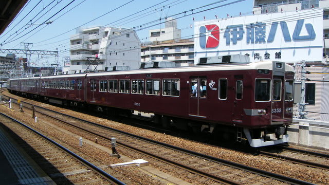 阪急京都線特急