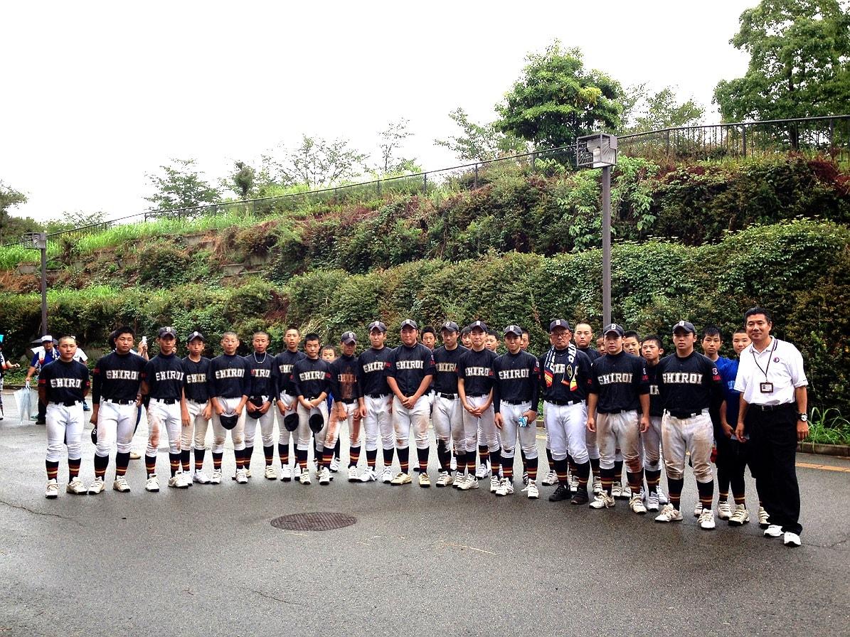 朝から雲行き怪しく小雨降る中、中学硬式ボーイズリーグの選手権全国大会が大... 甲子園☆きっぷ