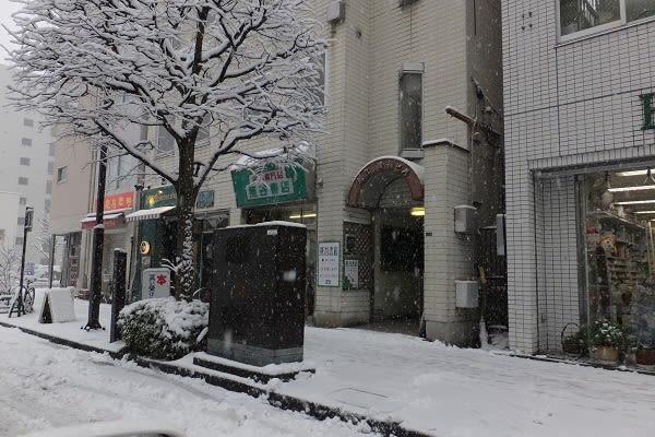 1月30日、仙台は雪 - 『仙台のモ...