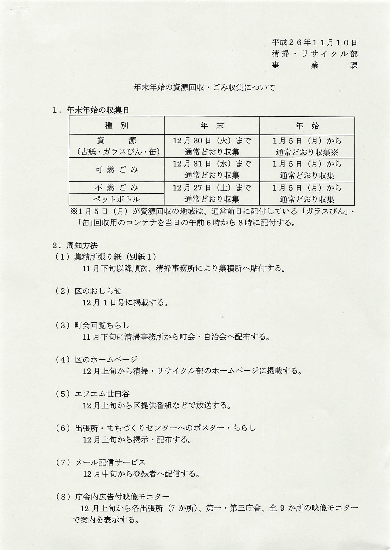 年始 世田谷 区 ゴミ 年末 世田谷生活応援券 (プレミアム25%付き商品券)発売決定!申込・購入方法を解説