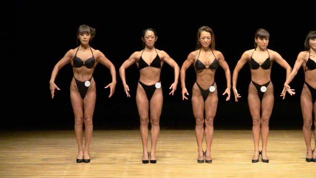 2012 Ms. Japan Body Fitness Championships (2)