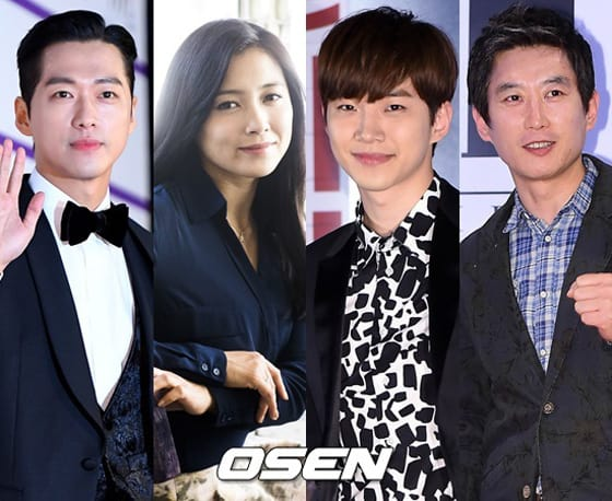 ナムグン・ミン、ナム・サンミ、ジュノ、2PM、キム・ウォンへ