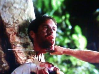 首をチョンパすれば倒せる。これはゾンビにも吸血鬼にも通用する一般的な戦い方である。 切り株度: レヴュー『プレデターズ』