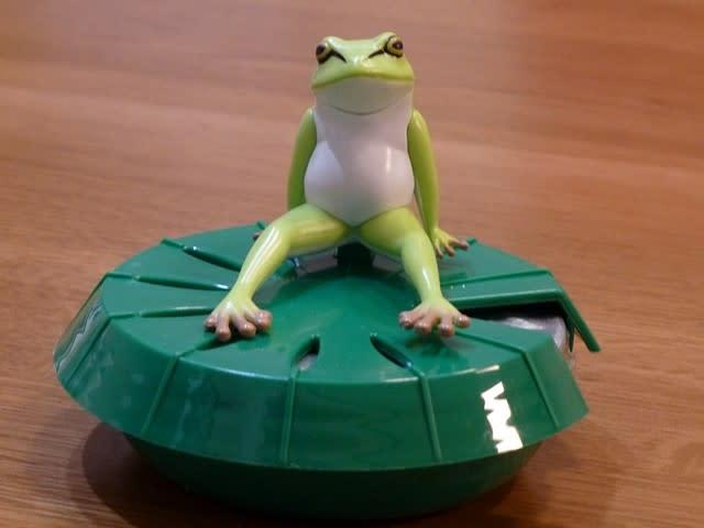 蛙田捕太郎