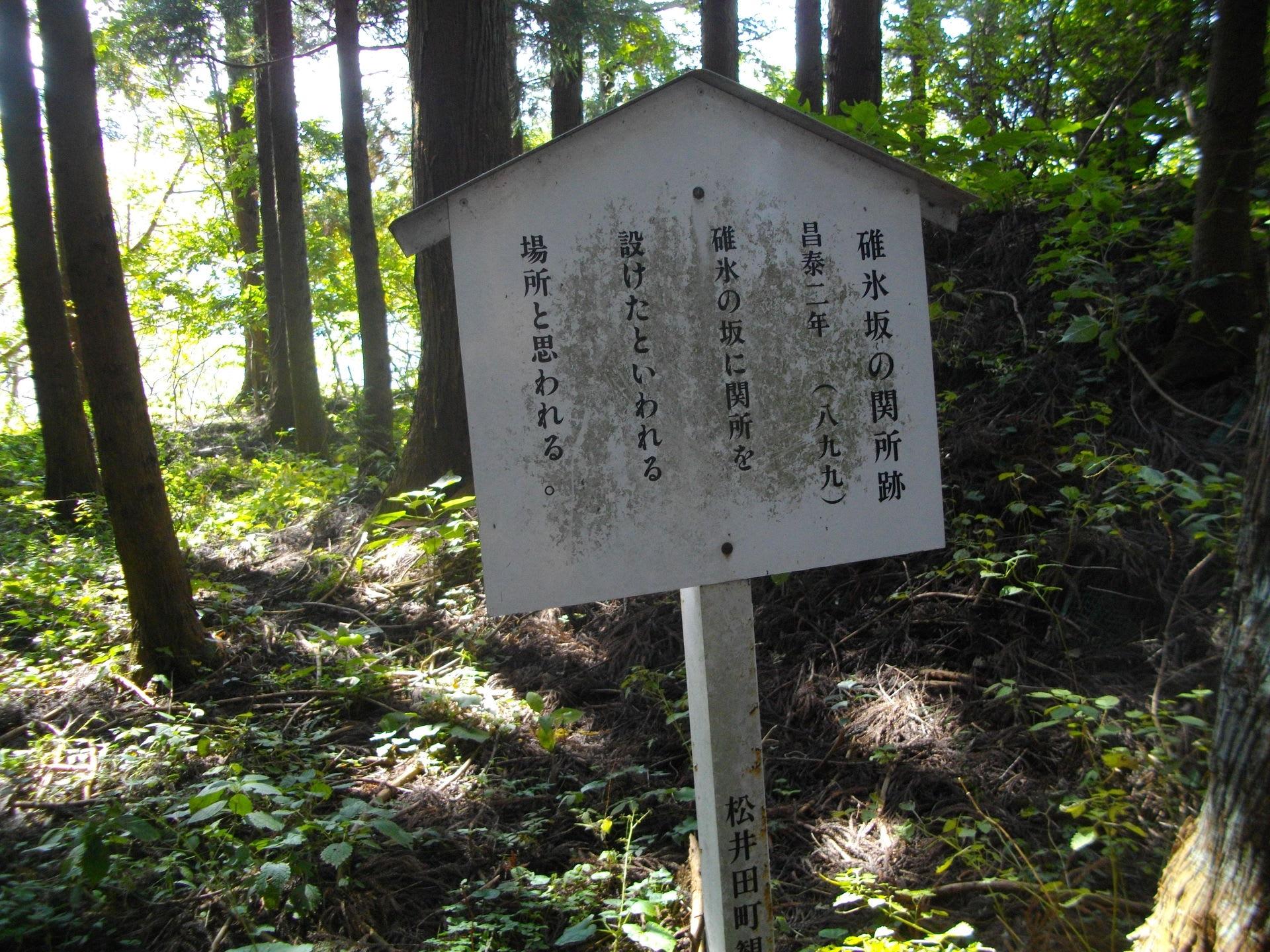 歩いて巡る中山道六十九宿(第7...