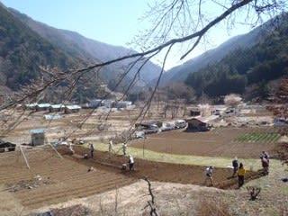 丹波山村でクラインガルテン運営協議会発足 - 北都留森林組合blog