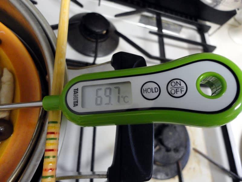 05月22日 温度計
