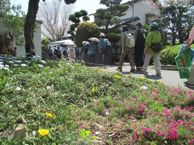 "Vicinity of Hankyu Takarazuka line sightseeing walk experience model tour ""Sakra devanam Indra temple course"" was held on Wednesday, April 19!"