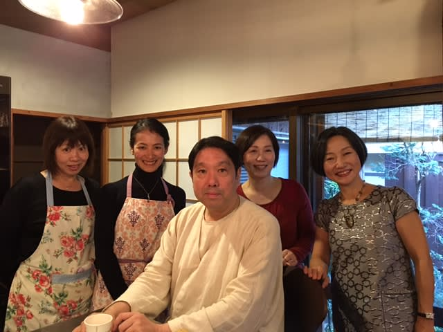 倶楽部クミシェラン 雲龍さんの笛の響と明日香さんの麹料理の会