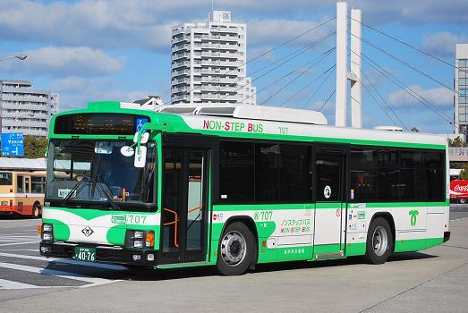 神戸市バス西神営業所