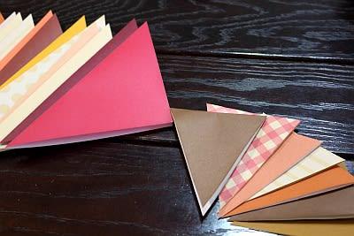 ハート 折り紙 折り紙 ガーランド 作り方 : blog.goo.ne.jp