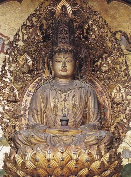 弥勒菩薩 - わたしの里 美術館