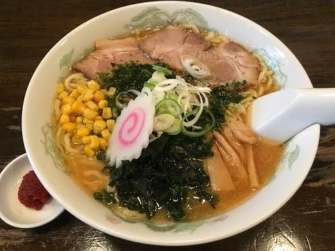 麺屋大志(3)の辛みそラーメン750円(*^▽^)ノ♪