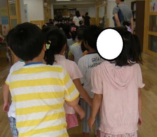 幼小の交流・・・・あおぞら幼稚園と