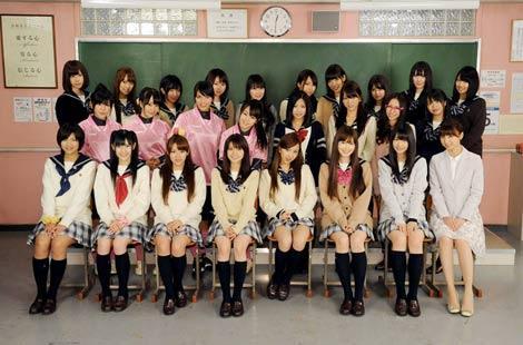 国民的アイドルグループ・AKB48のニューシングル「桜の木になろう」(... AKB48 新曲初