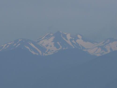 乗鞍岳 2008/6/25